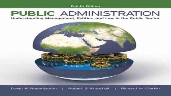 مروری بر کتاب اداره امور عمومی؛ فهم مدیریت، سیاست و قانون در بخش عمومی
