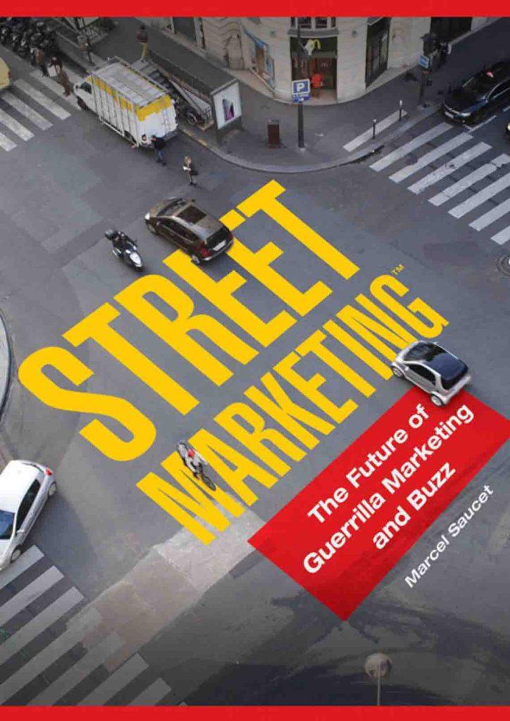 کتاب بازاریابی خیابانی