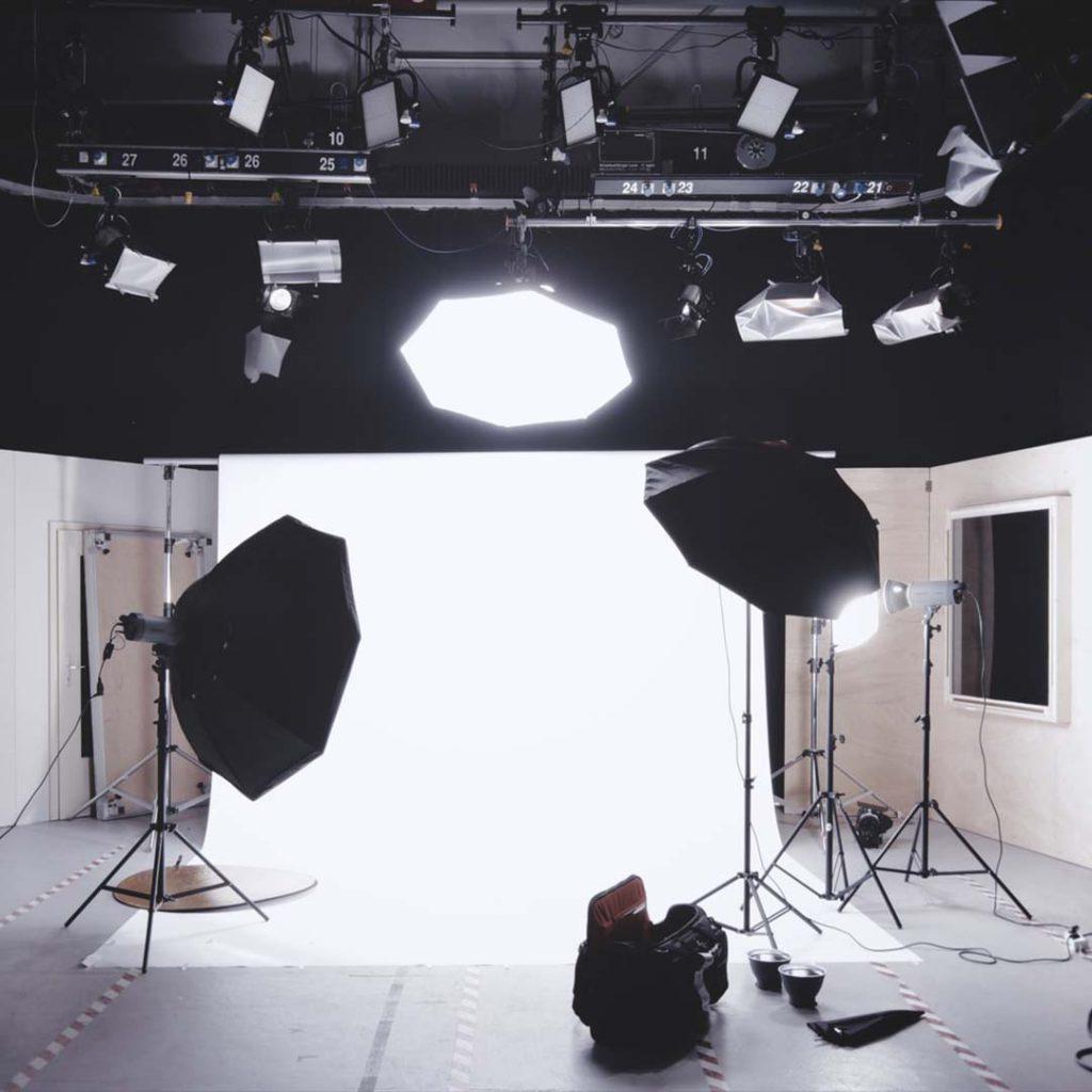 استودیو تولید محتوا